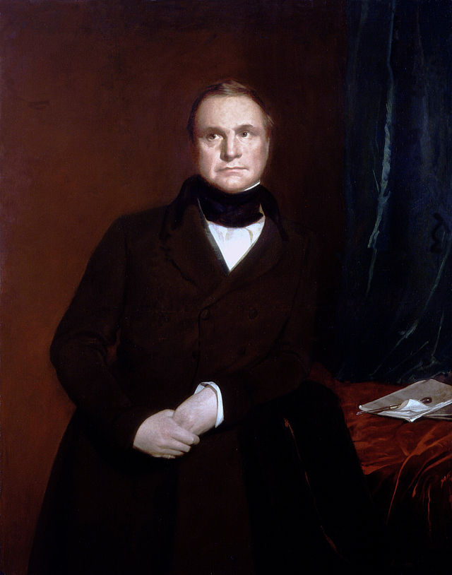 charles babbage English polymath: a mathematician, philosopher, inventor and mechanical engineer, he is now best remembered originating the concept of a programmable computer.